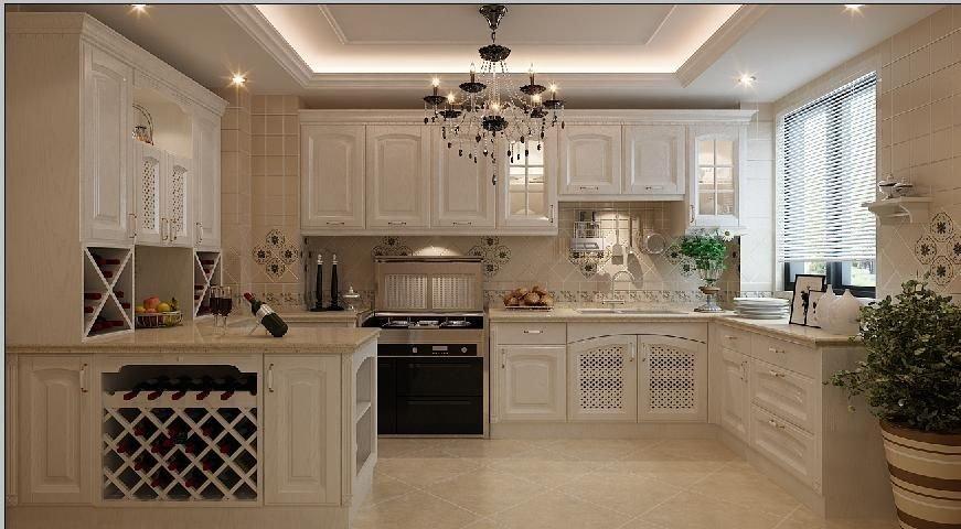 搞定厨房装修这19个细节,让你受益一生