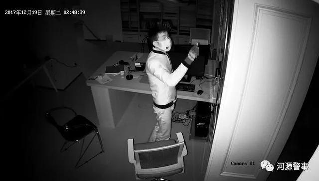 """连平警方在""""护航连平""""百日行动中打掉一个盗窃团伙"""