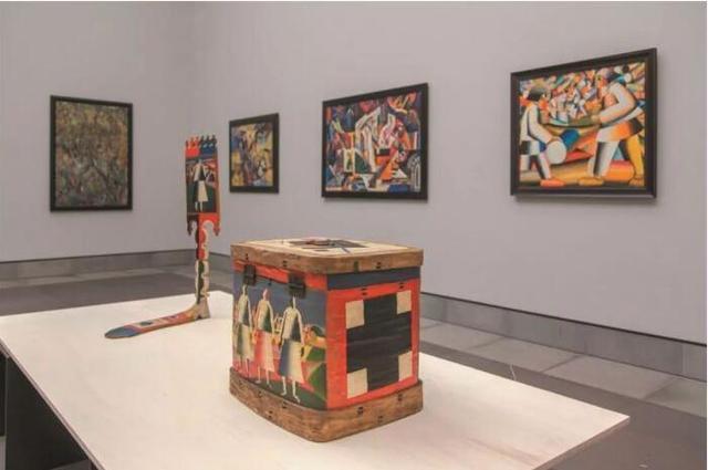 """珍品or赝品?""""俄罗斯现代主义""""的艺术展惹争议"""