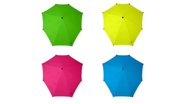 你不可不知的智能雨伞三大品牌