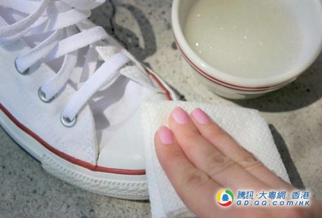 6大拯救白鞋小智慧 学会后便天天穿新鞋