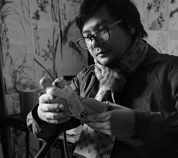 艺术家张志峰
