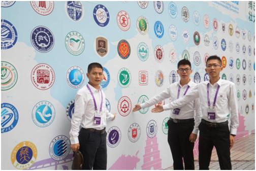 """壮大创新创业生力军""""为主题,共吸引了2241所高校参赛,团队报名项目37图片"""