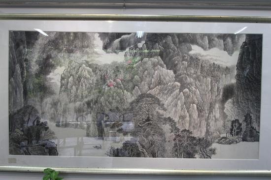 在广州最美的季节里来一场与国画艺术的美丽邂逅