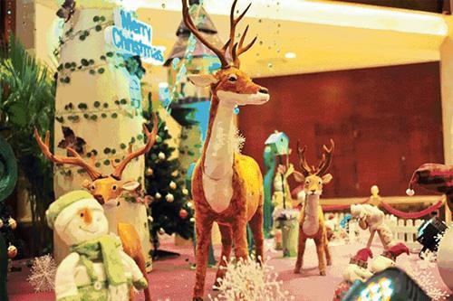 """缤纷冬日,魔幻圣诞,细数半山圣诞六宗""""最"""""""