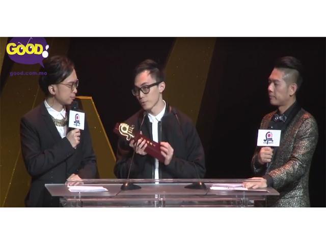 SIM澳门乐坛颁奖典礼 最佳编曲填词