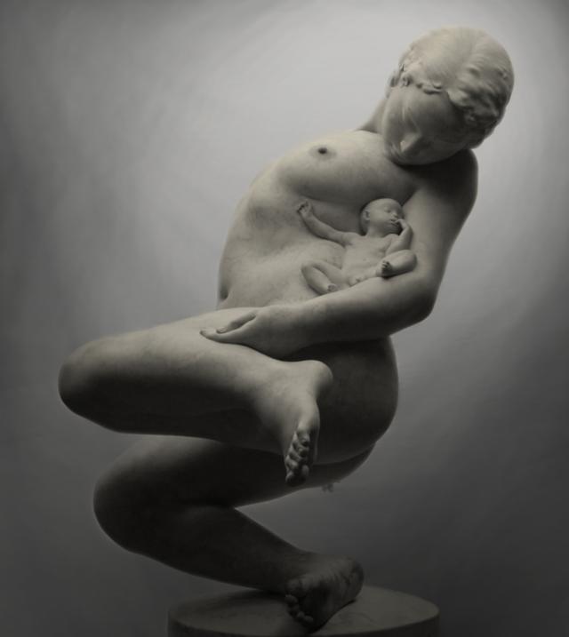 """""""立体思想--雕塑的原动力""""展览即将开幕"""