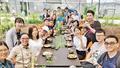 大学生绿领计划体验田伴生机农场