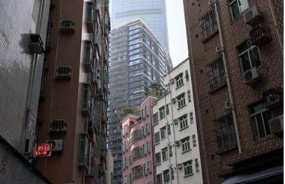 深圳一街之隔的房子 租金差额高达4倍