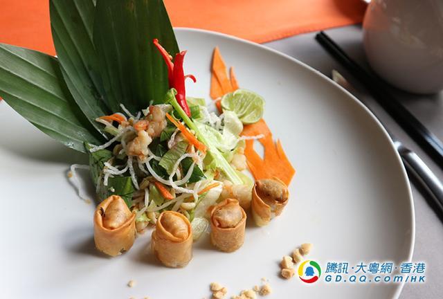 暹粒私人花园 文怡舍品味尊贵高棉美食