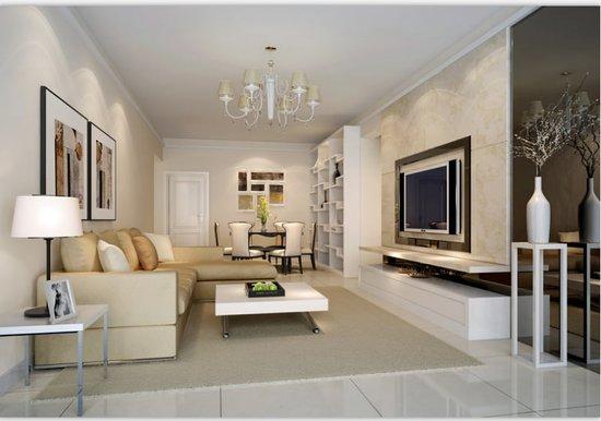 客厅装修效果图高清图片