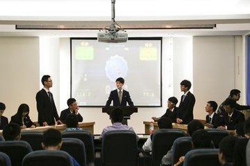 """""""中国少年说""""中学生主题辩论公益活动启动"""