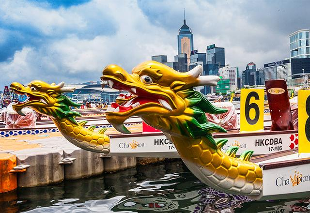 有故事的香港,节庆民俗趣味多