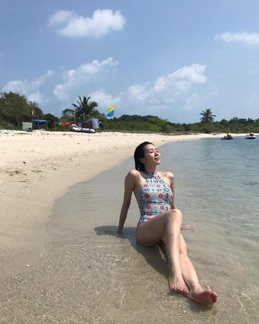"""赵希洛麦明诗斗玩""""出水芙蓉"""""""