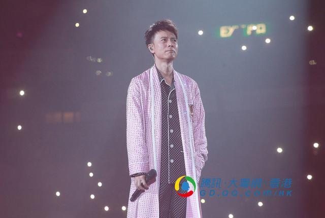 李克勤透露将会圆导演梦