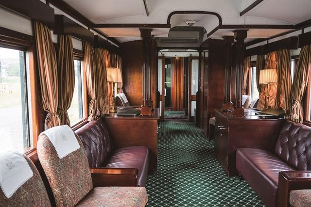 非洲之傲 体验奢华列车之旅