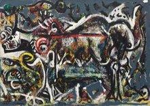 重新思考波洛克与抽象表现主义
