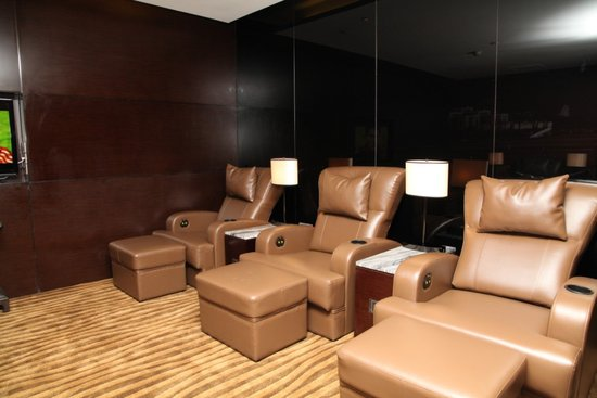 白云机场国际贵宾室全新升级