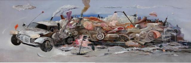 杨小彦:《微型现场与整体叙事》——江山的城市观