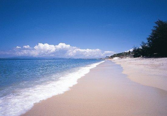旅游频道 正文  巽寮湾是传统与新锐交汇的海岛目的地.