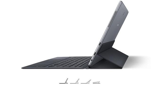 Samsung Galaxy Book登场!与Surface Pro 5大对比