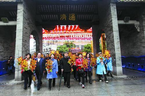 猴年行大运 广东元宵最地道的祈福习俗