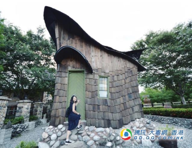 台湾竟然藏着哈利波特的魔法世界
