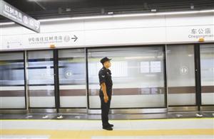 深圳地铁7、9号线明日迎客