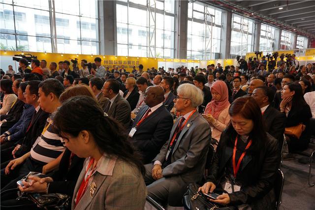 2018年广州国际旅游展开锣 53个国家和地区参展