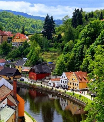 情侣旅行的10个国外绝美小镇