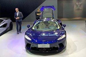 售价198.8万 迈凯伦GT首发亮相