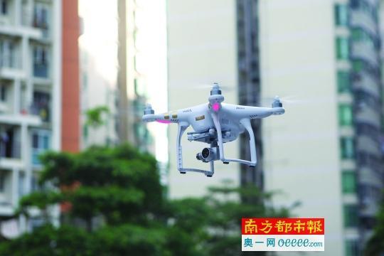 深圳出台民用无人机技术标准