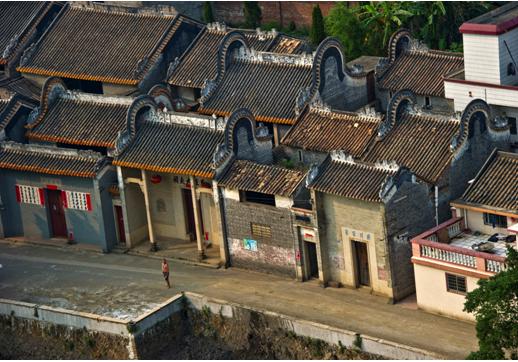 丹灶仙岗村入选第一批广东省传统村落 - 智汇国际 - 智汇国际的博客