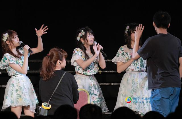 AKB48三成员旋风袭港 粉丝疯狂