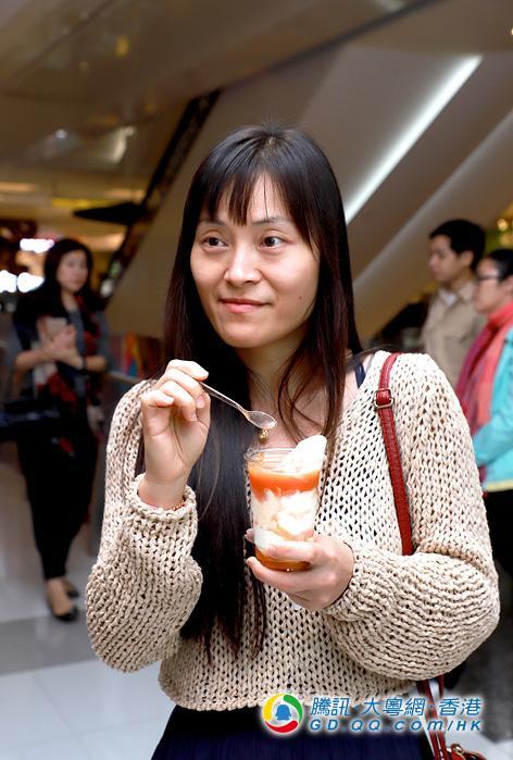 过江龙雪糕店进驻K-11_一杯索价近80有啥特别?