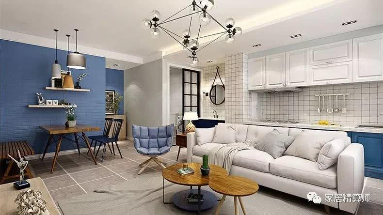 30㎡迷你公寓,打造惬意舒适空间