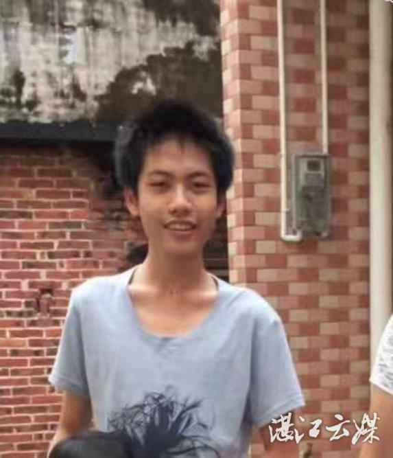 吴川17岁少年离家出走 毫无音讯