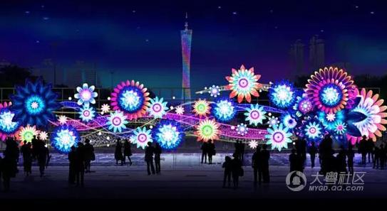 元宵不孤单 玩转2016广州各大元宵庙会