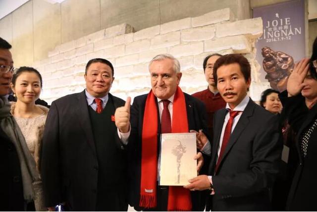 """""""南方艺术+""""艺术家共享推广计划——许鸿飞系列作品赏析"""
