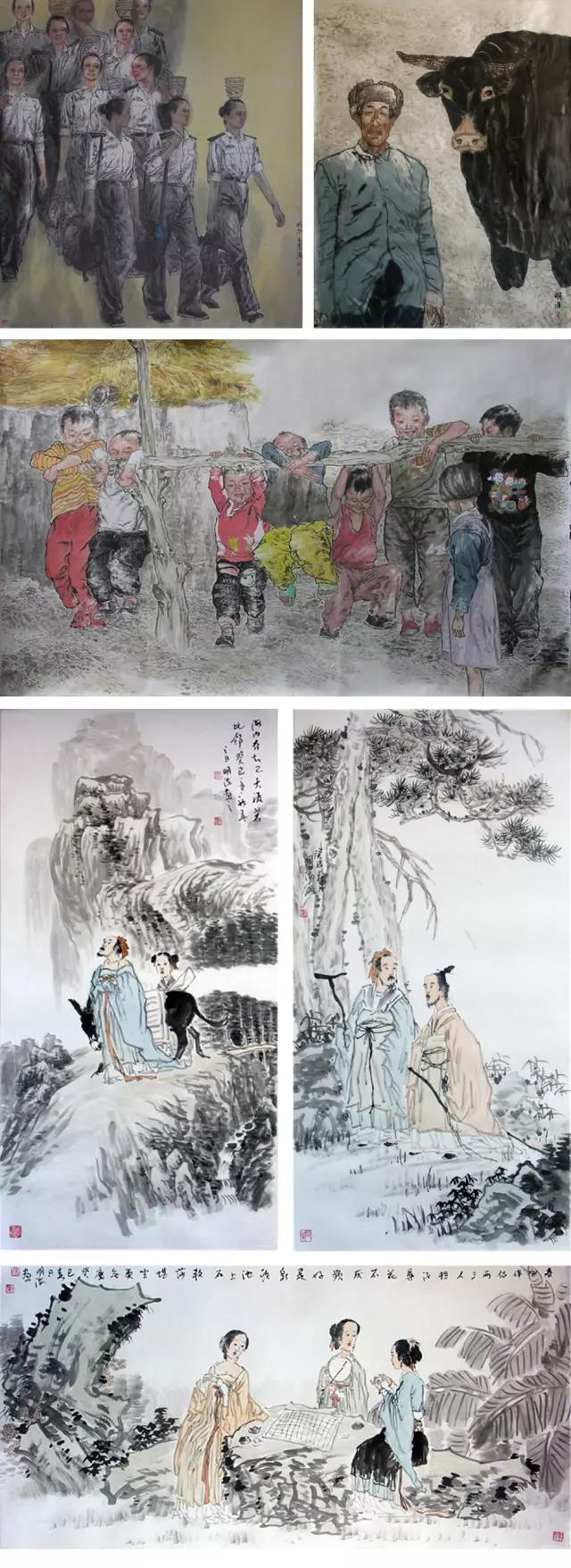 展讯 | 墨遇岭南——水墨家园青年名家邀请展