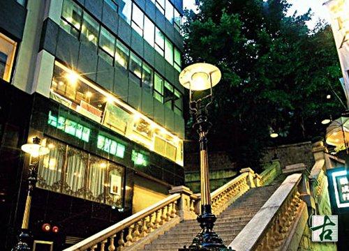 百年香港 都爹利街浪漫依旧