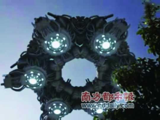 广州岑村UFO 专业人士:真的好假