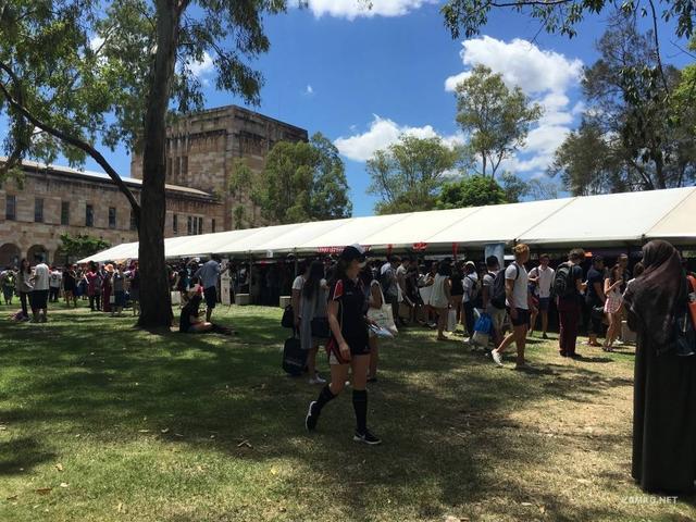 澳洲的校园留学日子-生活故事