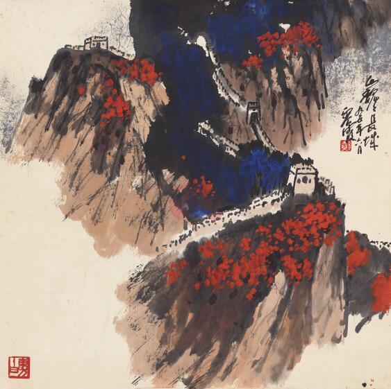 正色美意——郑餐霞百年艺术展即将开幕