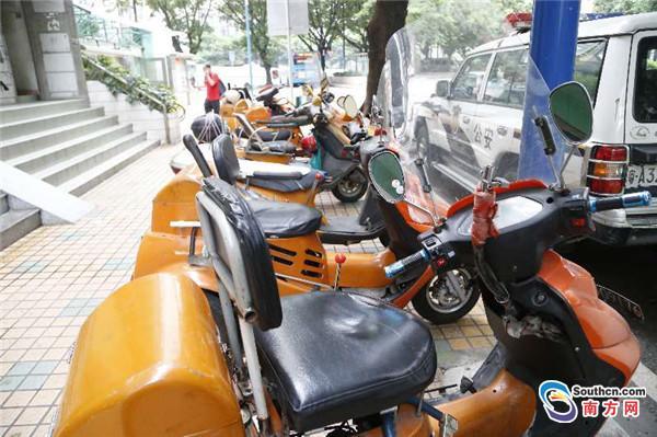 新规来了!广州残疾人机动轮椅车上路请注意