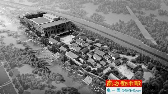 宋城·西樵山岭南千古情项目动工 预计2020年3月营运