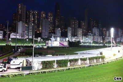 跑马地赛马场-璀璨香港 细数十大难忘旅行经历