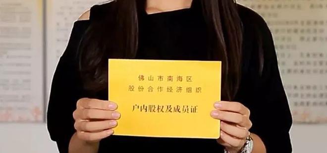 广东省委省政府出台文件 逾5000亿农村集体资产将被盘活
