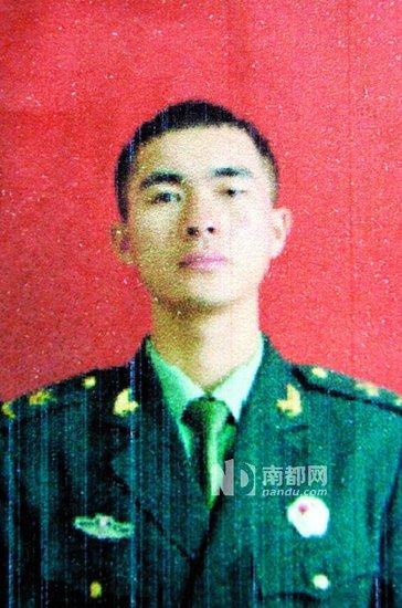 广州一战士救人牺牲 获救轻生者后悔大哭