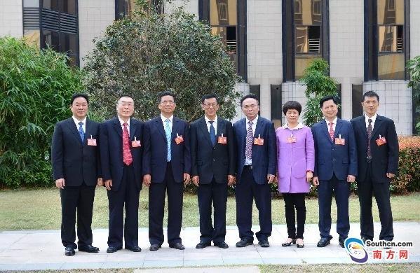 揭阳新一届政协领导班子出炉 陈澄民当选为主席